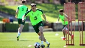Seamus Coleman is looking to keep his long-held right-back spot