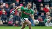 Michael Plunkett starts for Mayo