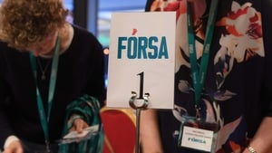 The Forsa Services and Enterprises Division conference is underway in Sligo