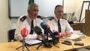 Pat Leahy (L) said a striking fact of the murders was how young the victimswere