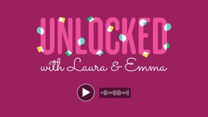 Unlocked with Laura & Emma is a brand new weekly pop culture and entertainment podcast from RTÉ