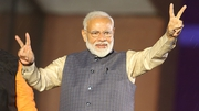 "Narendra Modi vowed an ""inclusive"" future for all Indians following in election victory"
