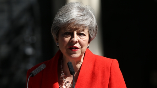 Theresa May will remain as acting party leader and prime minister until a successor is chosen