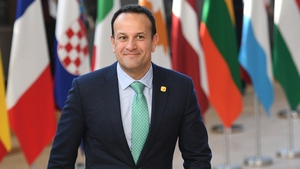 Leo Varadkar made his comments in reaction to Theresa May's resignation
