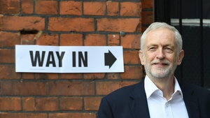 Jeremy Corbyn has said the new Conservative Party leader should call an election