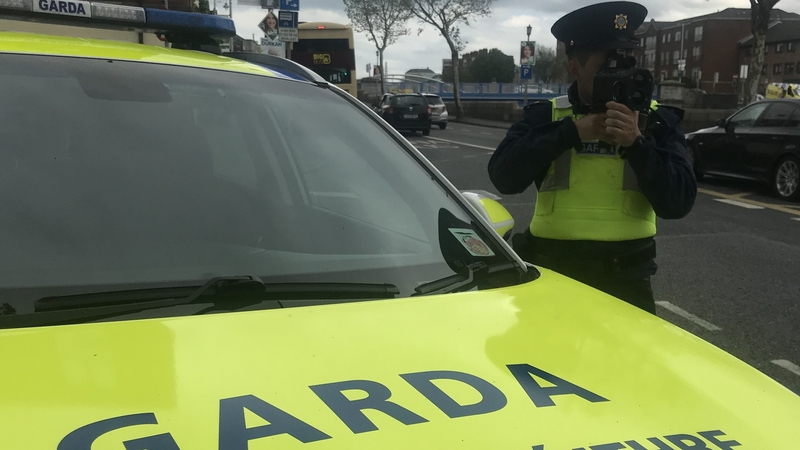 Two thirds of speeding drivers fail to present licence