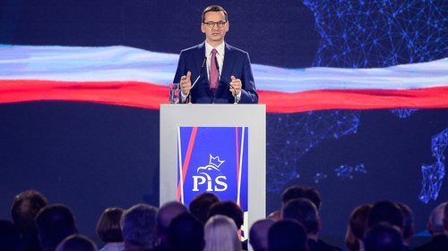 PiS party has long been a fierce critic of the strong brand of EU federalism championed by Germany and France