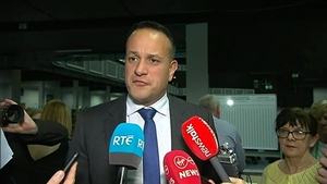 "The Taoiseach said tackling climate change would require ""lots of changes"""