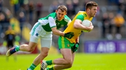 Fermanagh and Donegal are doing battle in Ulster