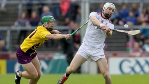 Wexford fought back from six down to earn a point on the west coast