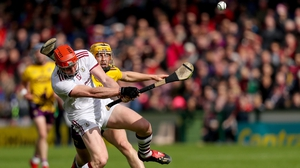 Conor Welan picked off three points from play against Wexford