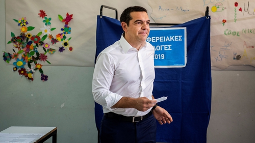 Greek Prime Minister Alexis Tsipras has been forced to call a snap election
