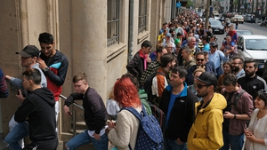 Romanians abroad also seemed to have turned out for the referendum in large numbers, with long queues reported at Romanian embassies