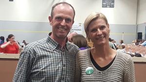 Pippa Hackett elected unopposed