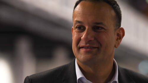 "Leo Varadkar said ""others could pull the plug on the Government"""