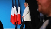 Marine Le Pen's National Rally topped polls in France, edging out Emmanuel Macron's party into second