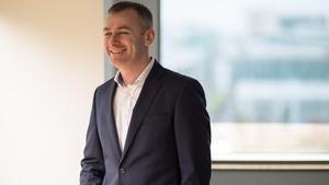 Cillian McCarthy CEO of Paradyn