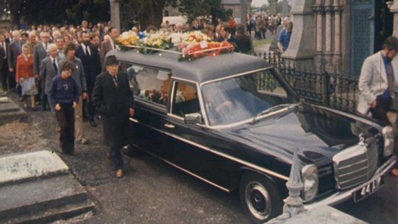 Funeral For Frank Ryan
