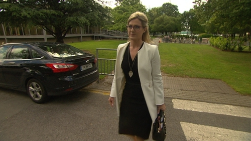 Maria Bailey spoke to RTÉ's Today with Sean O'Rourke