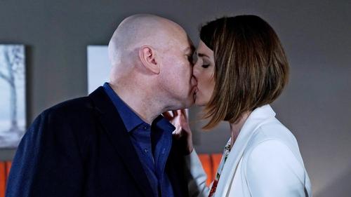 Paul and Fiona finally succumb to their feelings on Fair City