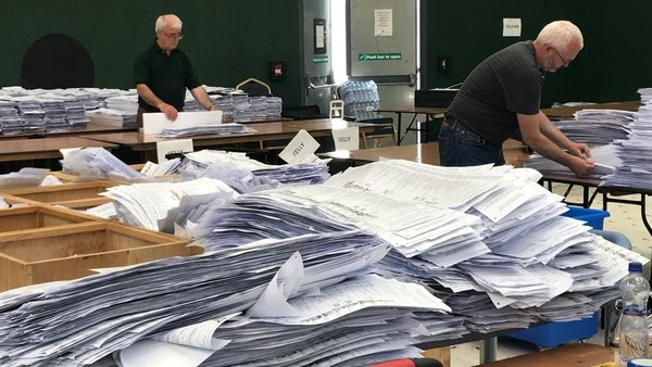 The full recount could take up to six weeks