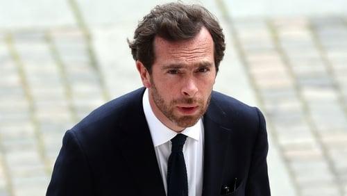 Pierre-Louis Baudey-Vignaud, Sophie Toscan du Plantier's son, spoke of the verdict as a victory for his family
