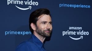 David Tennant: ''[I] wasn't coping at all, [so I sought help from] a very lovely older lady who was very calm and normal and just helped me cope with it.''