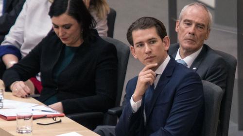 Austrian Chancellor Sebastian Kurz has lost a no-confidence vote in parliament