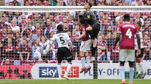 John McGinn makes it 2-0 to Aston Villa