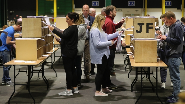 All seats in the Local Elections have been filled