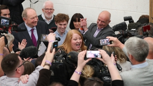 Alliance has its first ever MEP as Naomi Long was elected on the fourth count