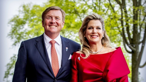 The itinerary of King Willem-Alexander and Queen Maxima was published yesterdayevening by the Dutch government