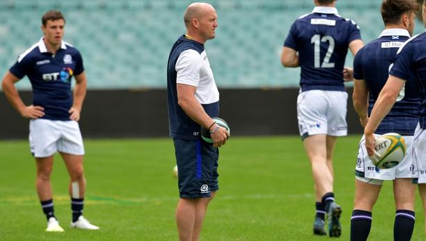 Taylor to make long-awaited Scotland comeback against France