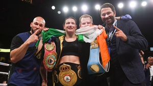 Katie Taylor is looking for one more belt to seize total control in the lightweight division