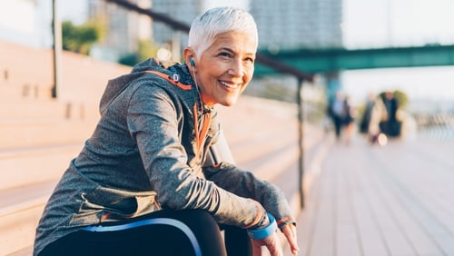 Changing the tune about the menopause