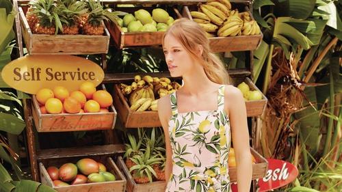 Put some zest in your summer wardrobe!