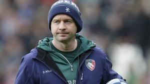 Geordan Murphy's behaviour was 'wholly unacceptable'