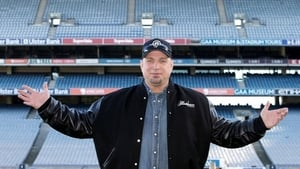 Garth Brooks at Croke Park in 2014: he really should have called Jim Gavin about the drive for five