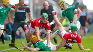 Limerick suffered a seven-point defeat to Cork in the Gaelic Grounds