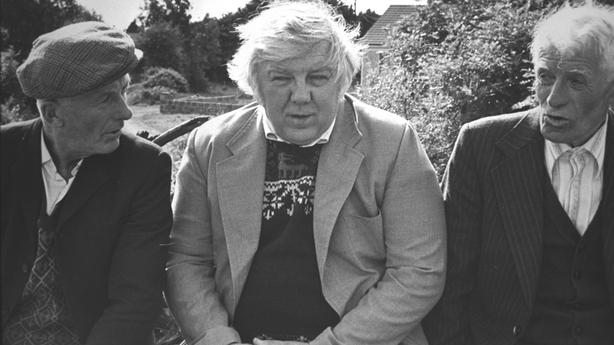 Paddy McNamara, Ciarán Mac Mathúna and Joe McNamara
