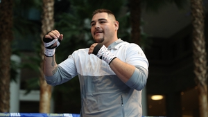 Andy Ruiz Junior demanded his chance as challenger to Anthony Joshua when Jarrell Miller's suspension ruled him out