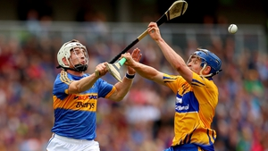 Podge Collins acknowledges that Tipperary are the form team in the championship