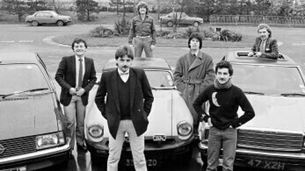 RTÉ2 1982