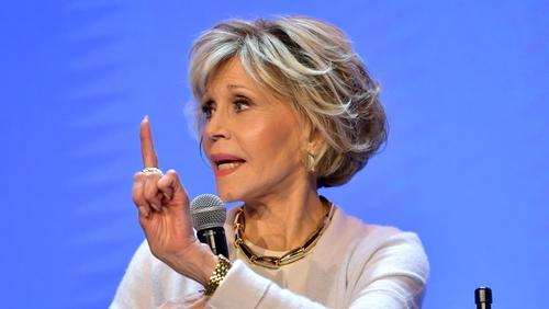 "Jane Fonda: ""I had a nervous breakdown during the first season...."""