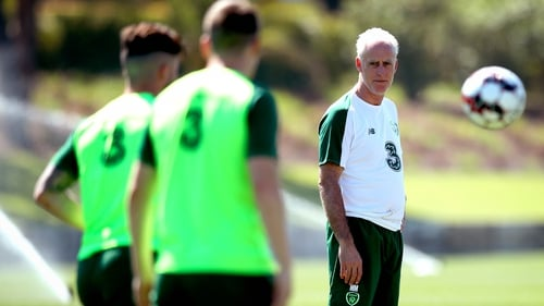 Mick McCarthy says team bonding is essential in maintaining a happy squad