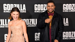 Millie Bobby Brown and O'Shea Jackson Jr. talk to RTÉ Entertainment