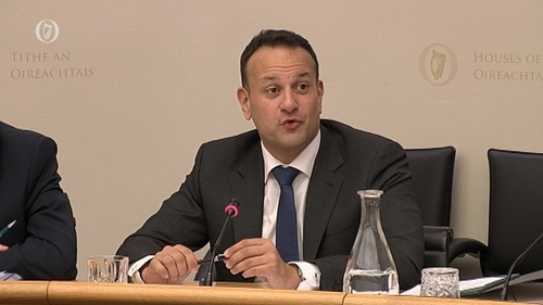 The Taoiseach said some sort of clear guidance is needed for Oireachtas Committee Chairs about what can and cannot happen in committees