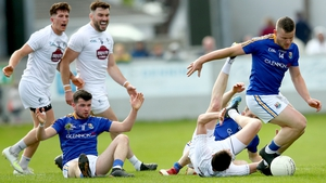 Longford and Kildare played out a cracking draw in Tullamore last week