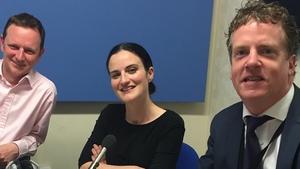 David Murphy, Mary Regan and Paul Cunningham on Your Politics podcast