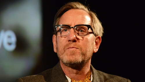 Michael Smiley - Filming new series around Dublin